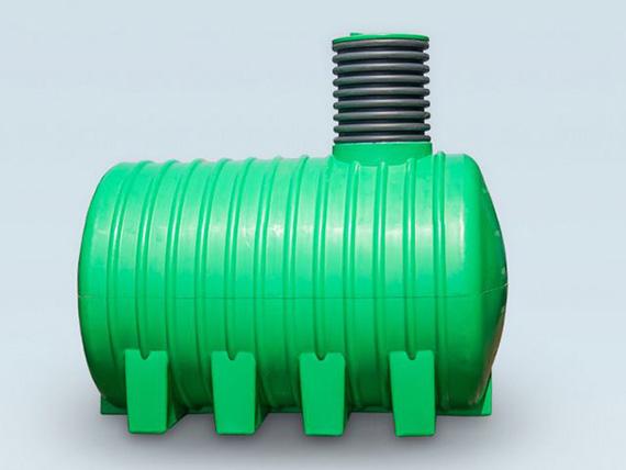 Фото пластикового резервуара для септика.